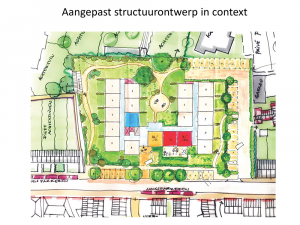 Herontwikkeling schoollocatie Eschschool