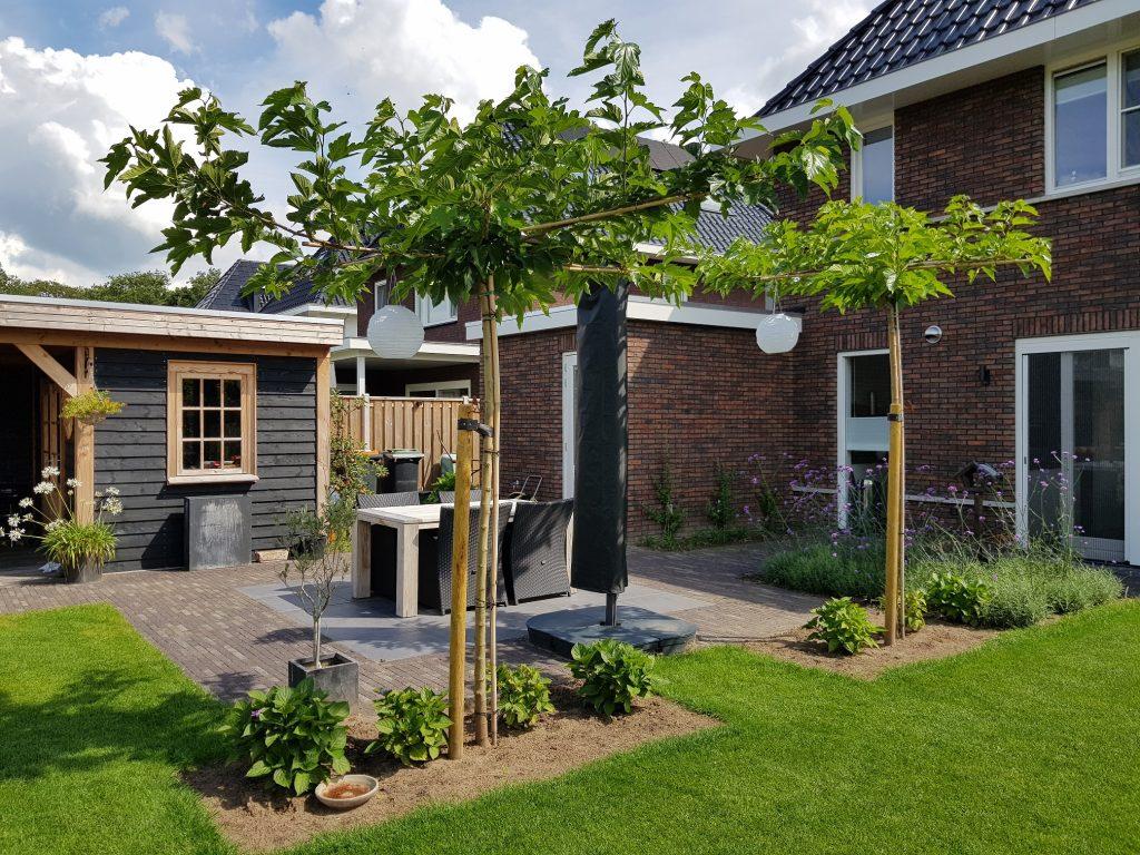 klimaatvriendelijke tuin