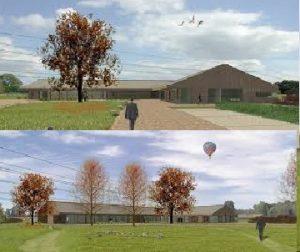 Nieuwbouwontwikkeling crematorium gemeente Borne